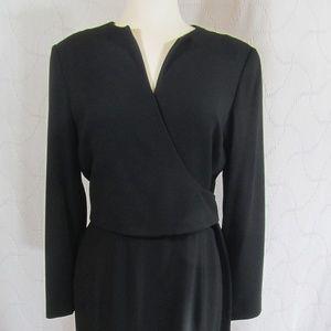 Jones New York On The Town Black Dress